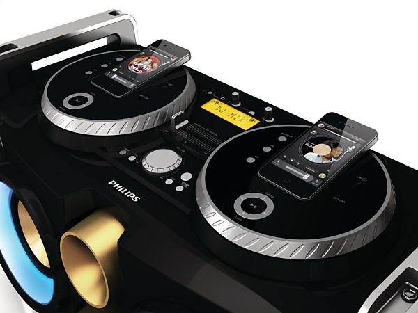 Philips FWP3200D DJ-Dock