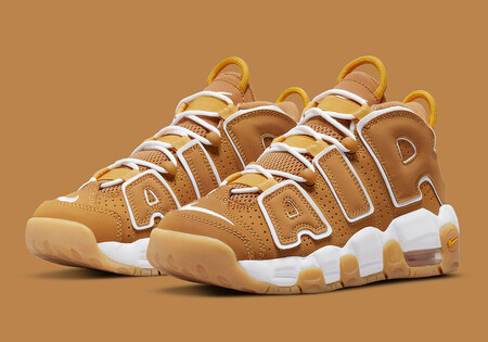 """Air More Uptempo """"Wheat"""""""