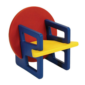 Fab.com | Puzzle Chair In Primary Colors