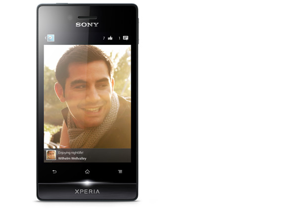Xperia miro | Touchscreen Android - Sony Smartphones (Global UK English)