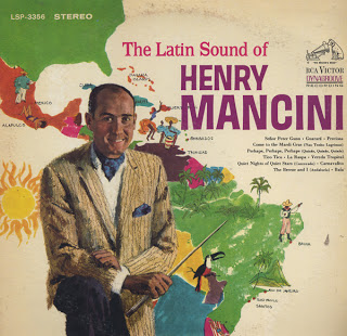 Unearthed In The Atomic Attic: The Latin Sound - Henry Mancini