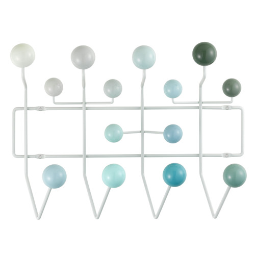 Eames Hang it All - White | Vitra Accessories | Charles & Ray Eames