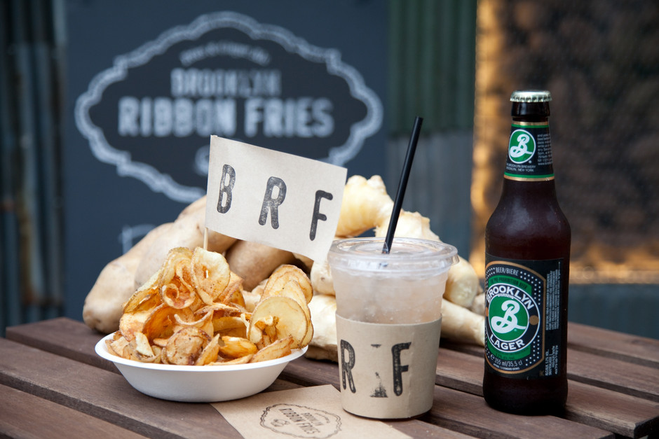 BROOKLYN RIBBON FRIES | 246common