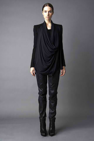 Runway Review: Helmut Lang Fall/Winter 2010Monoxious | Monoxious