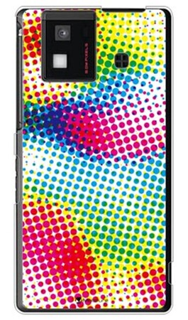 Code;C 「Color dot」 (クリア) / for AQUOS PHONE SH-06D/docomo