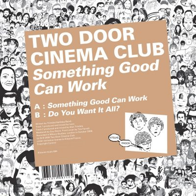 Something Good Can Work (Crookers Dirrrrrty Mix) – Two Door Cinema Club | Pnut Butter & Jams