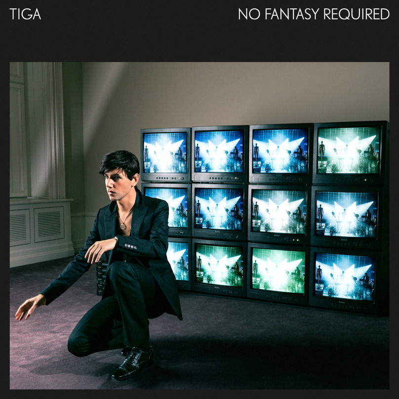 Tiga - No Fantasy Required - Counter Records - Bleep - Your Source for Independent Music - Download MP3, WAV and FLAC, Buy Vinyl, CD and Merchandise