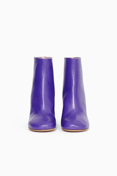 Totokaelo - Maison Martin Margiela - New Tabi Boot - Purple