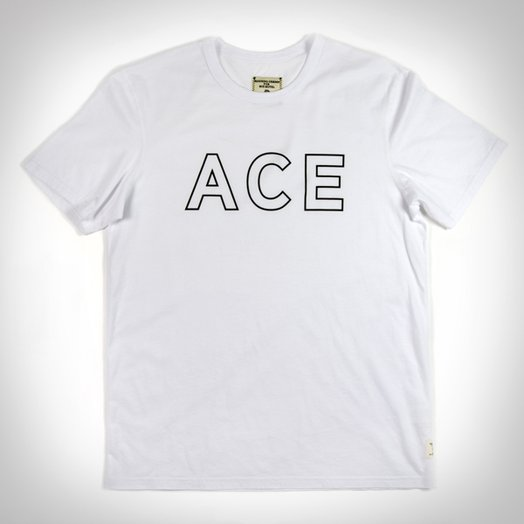 ACE X REIGNING CHAMP SHIRT : Clothing : Ace Hotel Online Shop