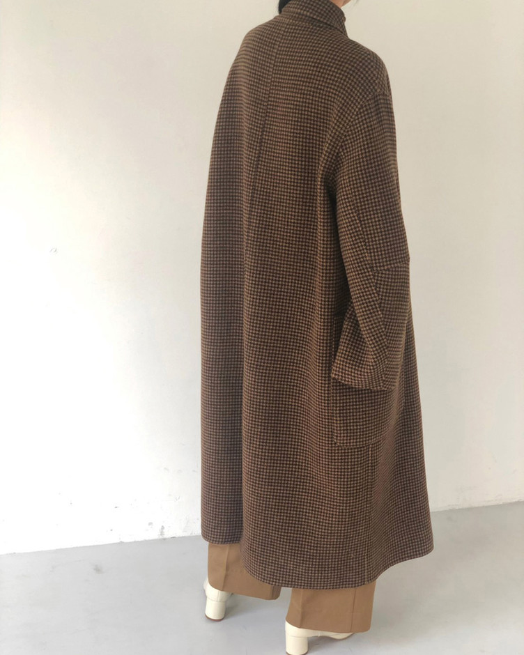 LIFE's ONLINE STORE / Over Check Coat