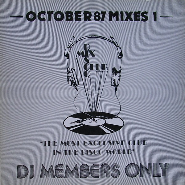 Images for Various - October 87 - Mixes 1