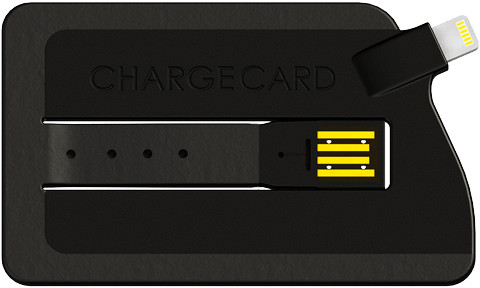 ChargeCard for iPhone 5 | ChargeCard for iPhone and Android