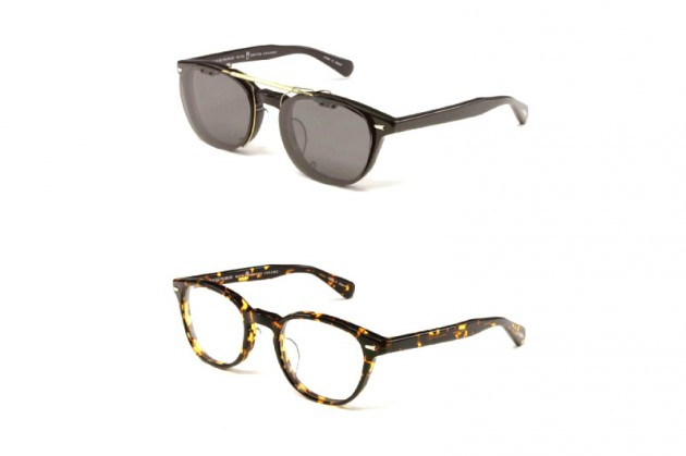 United Arrows x Oliver Peoples Fall 2012 Collection • Highsnobiety