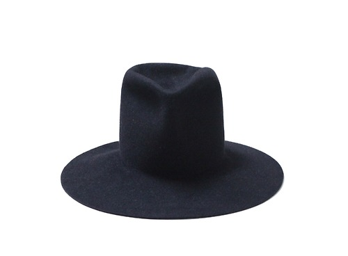 circus e-boutique - sg.0193 new nobled hat.  color. navy. size. S....
