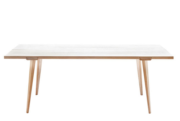 Julian Kyhl: Timber Table - thisispaper