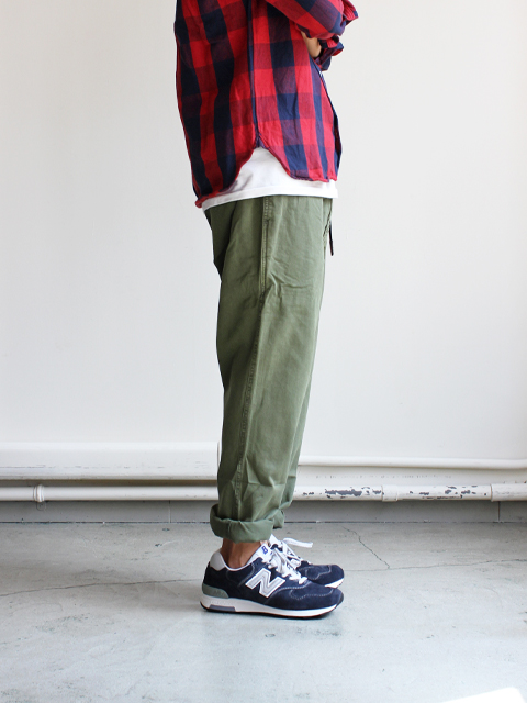 GRAMICCI 30th Anniversary NARROW PANTS Strato