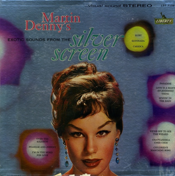 Images for Martin Denny - Exotic Sounds From The Silver Screen