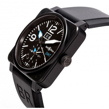 Bell & Ross The Watch Gallery Exclusive BR 03-51 GMT-TWG