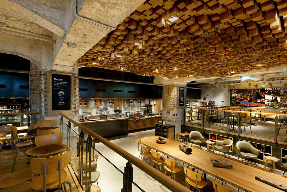 Starbucks Concept Store Is A Lab For Reinventing The Brand | Co.Design: business + innovation + design