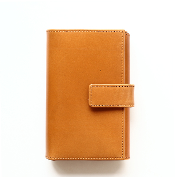 FRAME / S9696 ZIP WALLET / BRIDLE