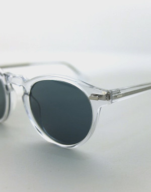 Inventory Magazine - Inventory Updates - Oliver Peoples Crystal GPSunglasses