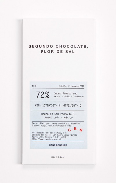 Casa Bosques Chocolates - Minimalissimo