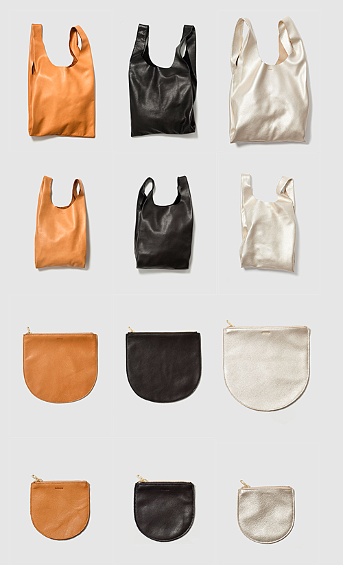 Baggu Leather Bags/Totes and Pouches/Wallets | Fabrica Verde