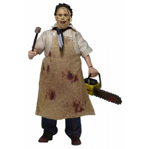 Neca Texas Chainsaw Massacre 8 inch Clothed Figure - Leatherface - Figurine Collector