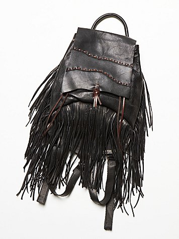 Pamela V Rochelle Backpack at Free People Clothing Boutique