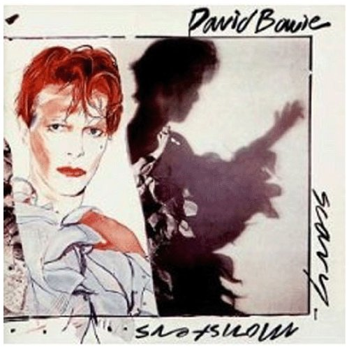 Amazon.co.jp: Scary Monsters: David Bowie: 音楽