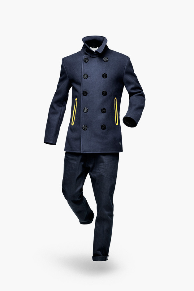 G-Star RAW by Marc Newson 2012 Fall/Winter Collection   Hypebeast