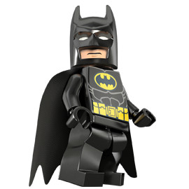 LEGO® DC Universe™ Super Heroes story