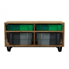 Container Cabinet(Sideway)