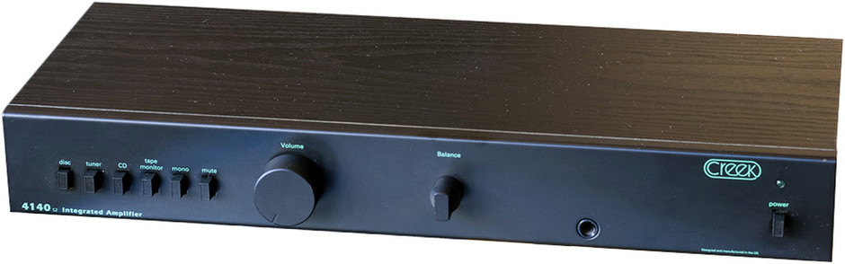Creek CAS 4140 - Hi-Fi Database - Amplifiers