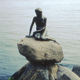 Copenhagen / Denmark - The Little Mermaid