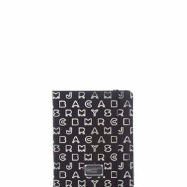 MARC BY MARC JACOBS - Metallic Dreamy Logo Tablet Book