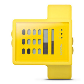 nooka - Zub Zayu Watch Yellow