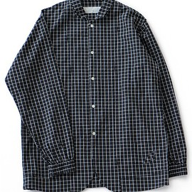 PHINGERIN - Night Shirt WP (black check)