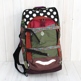 ALDIES『Big Pack』(Olive)