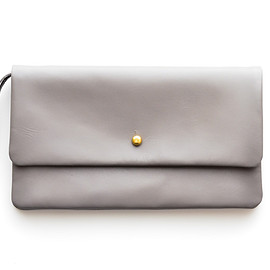 Alice Park - Single Flap Wallet GRAY