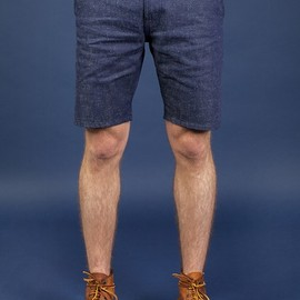 BIG JOHN - Tenue de Nîmes X Big John Nep Denim Shorts