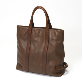 TOM FORD - Travel Leather Tote Bag