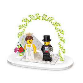 LEGO - Minifigure Wedding Favor Set