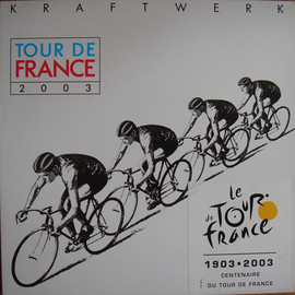 KRAFTWERK, クラフトワーク - TOUR DE FRANCE -KLING KLANG DIGITAL MASTER-