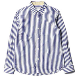 HEAD PORTER PLUS - Stripe Shirt