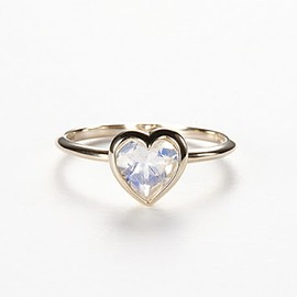 Enasoluna - moon love ring