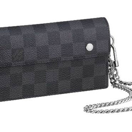 LOUIS VUITTON - Damier Graphite Accordion Wallet