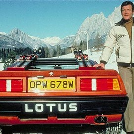 lotus - lotus esprit on for your eyes only