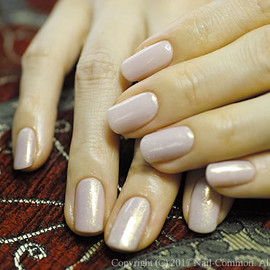 COMMON - [pink gray]one color nail