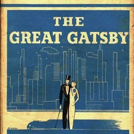 """The Great Gatsby"" by F. Scott Fitzgerald The Modern Library (1925) 1st Edition hardcover <3"